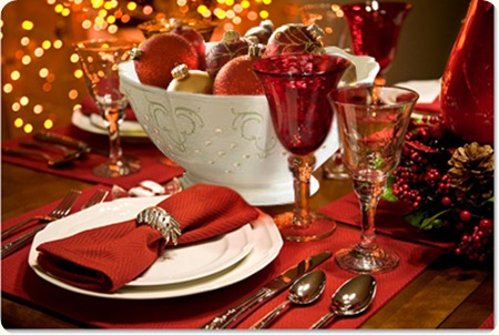 Astonishing Holiday Party Table Settings Contemporary - Best Image ...