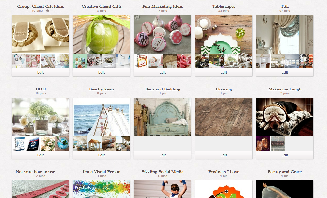 Pinterest For Your Interior Design Business