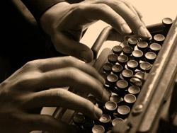 Blogging Old School