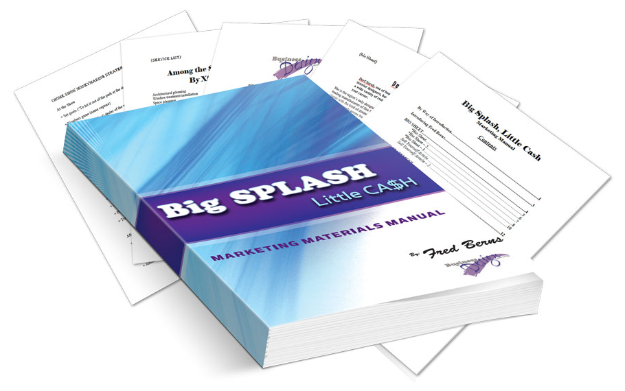 big splash manual