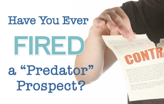 "Have You Ever Fired a ""Predator"" Prospect?"