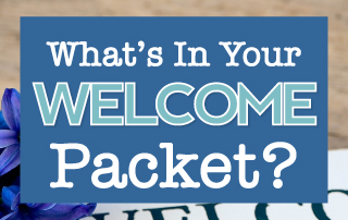 What's in Your Welcome Packet?