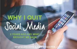 Why I Quit Social Media 2 Years Ago